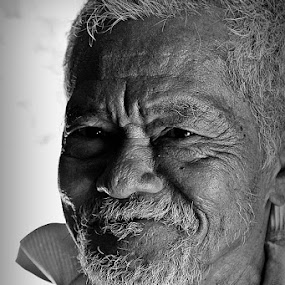 Smile by Rudi Yanto - People Portraits of Men