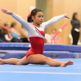Gymnastics by Turner Lilly - Sports & Fitness Other Sports