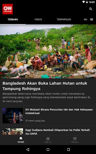 CNN Indonesia - Latest News screenshot 10