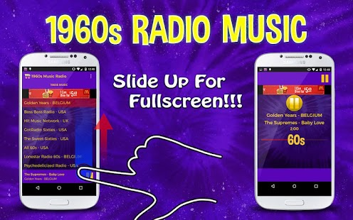 60s Radio Hits - screenshot