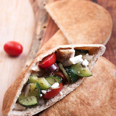 10 Best Healthy Stuffed Pita Recipes | Yummly