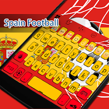 Spain Football Eva Keyboard