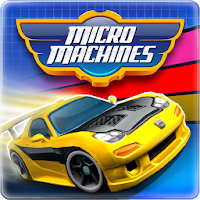 Micro Machines For PC (Windows And Mac)