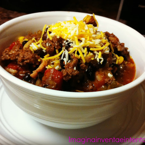 My Husband's Award Winning Chili