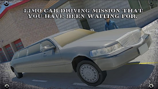 Modern Luxury Limo Taxi Driver - screenshot