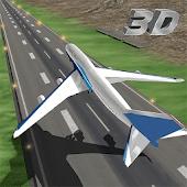 Plane Landing Simulator 2017