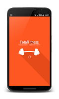 Screenshot of Total Fitness - Gym & Workouts