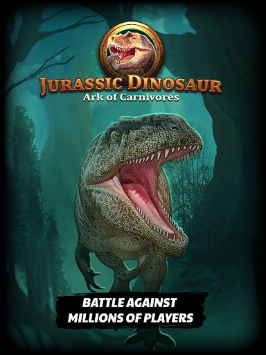 Jurassic Dinosaur: Ark of Carnivores -Dino TCG/CCG screenshot 6