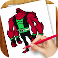 Learn to Draw Ban 10 APK for Ubuntu