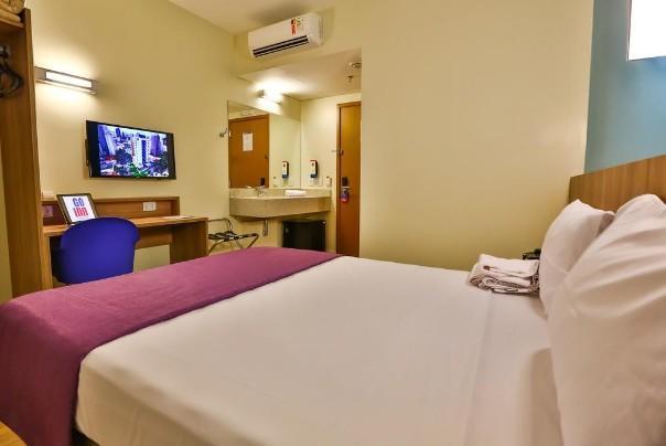 Hotel Go Inn excelente oportunidade de negocio com 1 dormitório à venda por R$ 300.000 - Cambuí - Campinas/SP