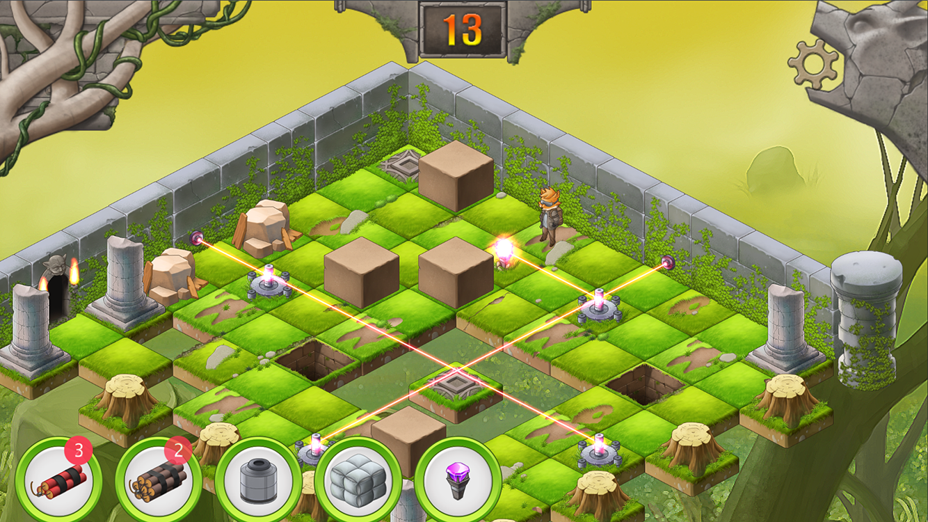 Fox Adventure Screenshot 4