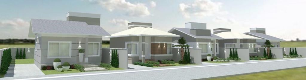 casa individual,dois dormitórios,sala cozinha conjugada,vaga de garagem