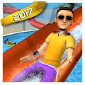 Game Water Slide Extreme Jump APK for Kindle