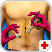 Game Crazy Dr Surgery Simulator 3D apk for kindle fire