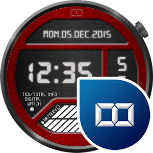 Total Info Watchface