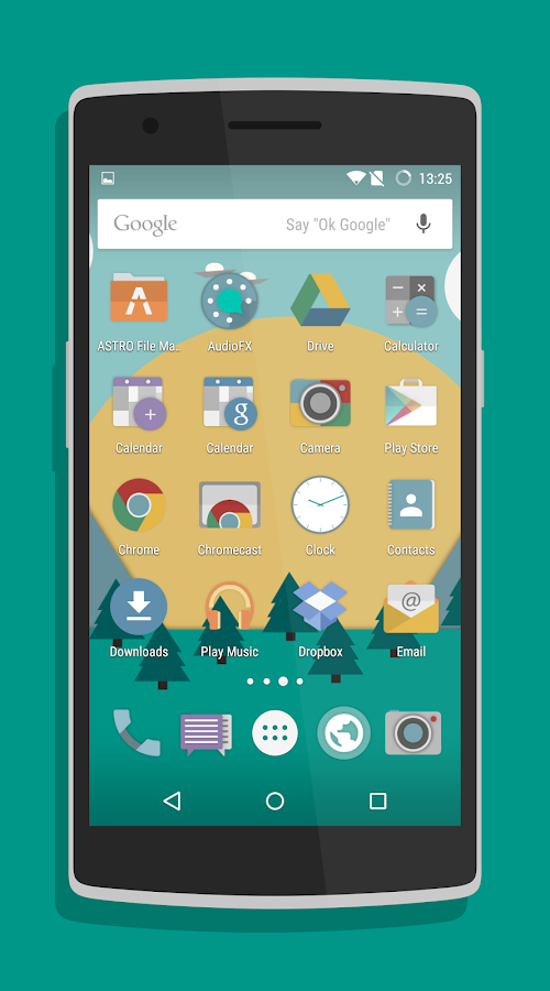 Roam Plus (CM12/CM13 Theme) Screenshot 6
