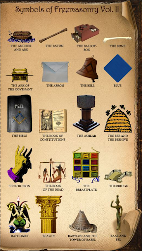 Symbols of masonry Vol. II - screenshot