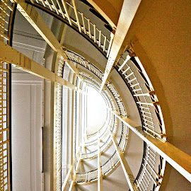 by Heather Aplin - Buildings & Architecture Architectural Detail