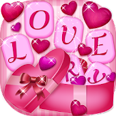 App Valentine's Day Love Keyboard version 2015 APK