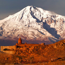 Ararat by Stanley P. - Landscapes Mountains & Hills