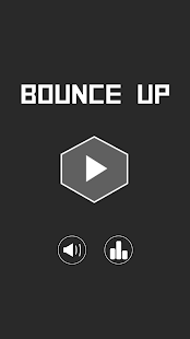 Bounce Up - color switch - screenshot