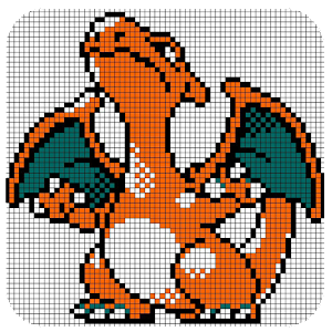 Color by Number - Pokeé coloring pages For PC