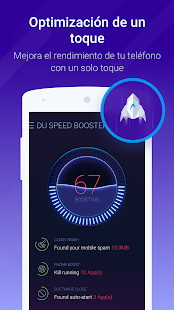 DU Speed Booster & Optimizador Screenshot