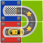 Unblock Taxi  Car Slide Puzzle on PC / Windows 7.8.10 & MAC