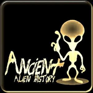Cover art Ancient Alien History