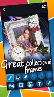 Photo Frames Camera Pro - screenshot