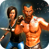 Game Kung Fu Street Fighting: KO (Free Play fight game) APK for Windows Phone