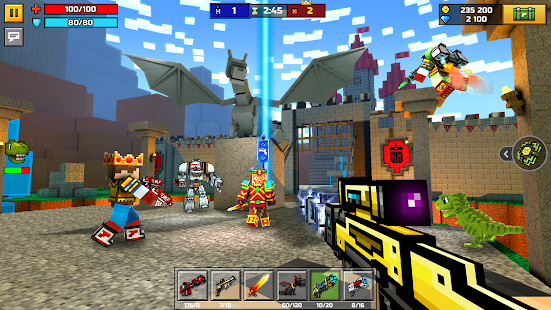 pixel gun 3d free download pc