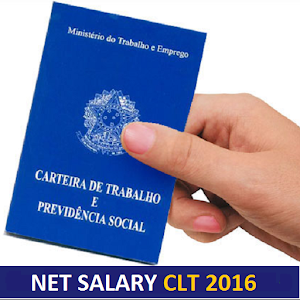 NET SALARY CLT 2016