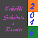 WC Kabaddi: Schedule n Results Icon