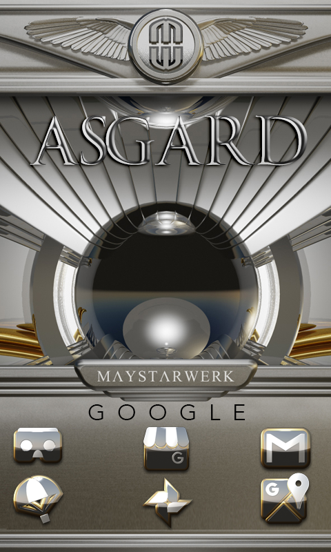 Asgard HD Icon Pack Screenshot 3