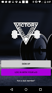 Victory Fitness Centers - screenshot