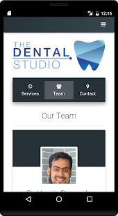 Dr. Husain's The Dental Studio- screenshot
