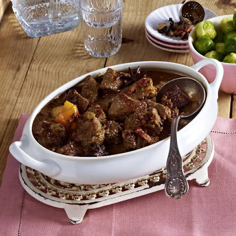 Spicy Goulash (Beef Stew)
