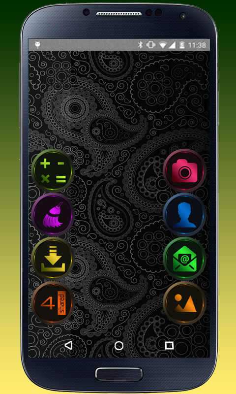 precision - ICON PACK Screenshot 5