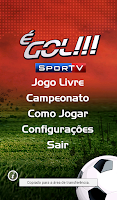 Screenshot of É Gol!!! SporTV