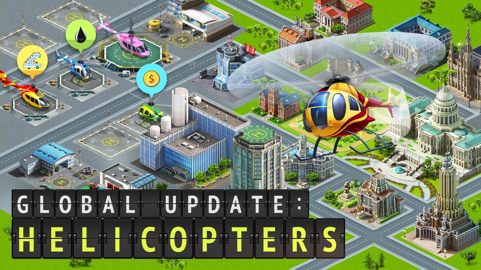 Airport City: Airline Tycoon Screenshot 12