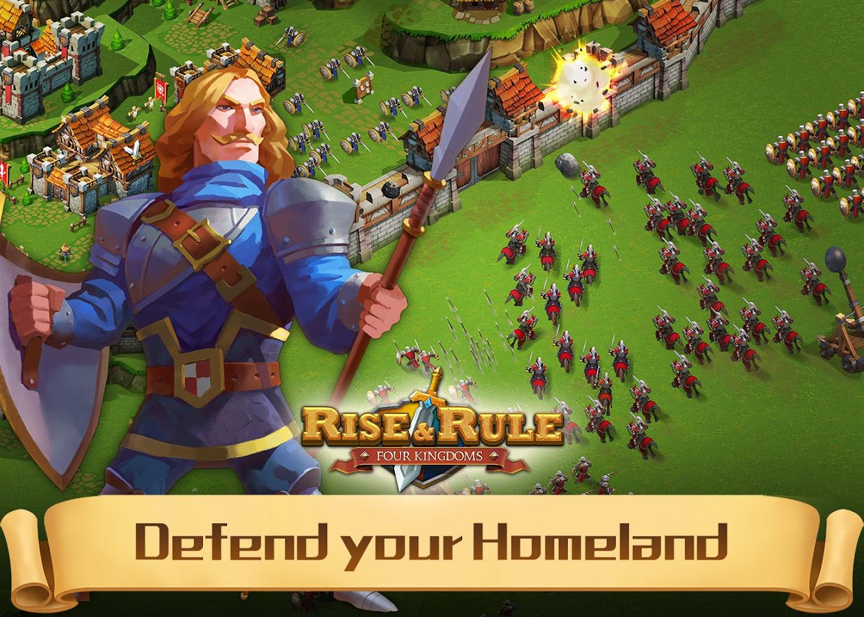 Rise & Rule: Battle for Throne Screenshot 14