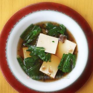 Soft Tofu Soup Recipes