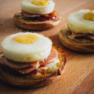 English Muffin Breakfast Sandwich Recipes