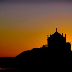 I prayed today by Cristina Mestre - Landscapes Sunsets & Sunrises