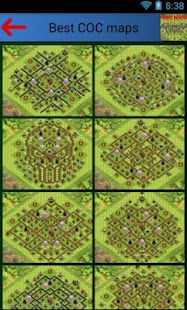 App Best Clash of clans maps apk for kindle fire