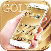 App Royal gold Theme million Gold APK for Windows Phone