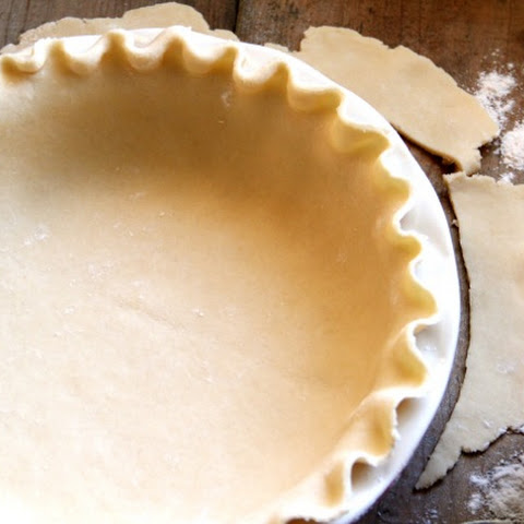 Flaky Butter & Greek Yogurt Pie Crust