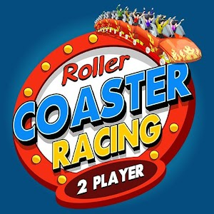 Roller Coaster Racing 3D 2 player For PC (Windows & MAC)