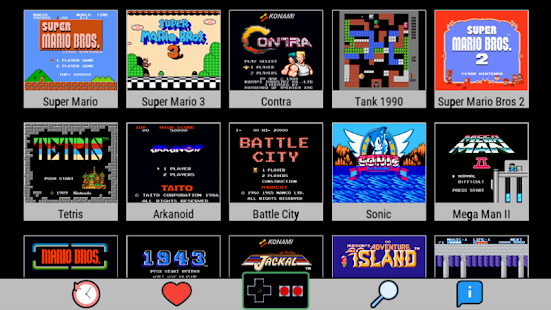 NES Emulator - Arcade Classic Game for pc